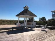 Oceanside deck at St. Therese Lookout