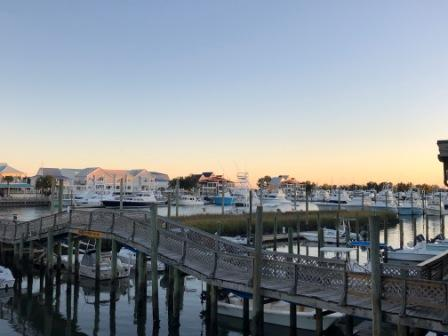 ICW marinas in Wrightsville Beach