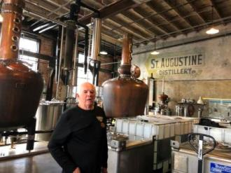 At St. Augustine Distillery