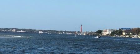 Ponce Lighthouse from ICW