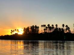 Sunrise over NSB